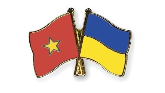Vietnamese Ambassador meets Ukrainian friendship official hinh anh 1