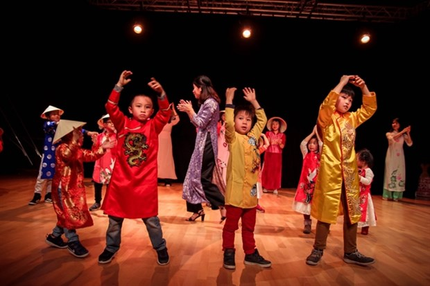 Vietnamese culture to be introduced in tiny French town hinh anh 1