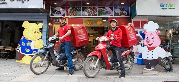 Delivery services to grow 30-40 percent in 2020 hinh anh 1