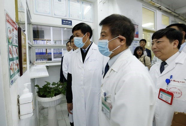 Health ministry urges hospitals to prevent coronavirus hinh anh 1