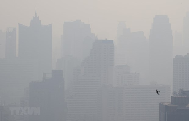 Thailand to take more actions to fight air pollution hinh anh 1