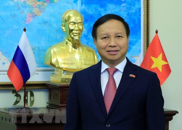 Roundtable seminar talks Vietnam – Russia relations hinh anh 1