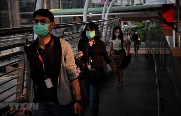 Thailand announces measures against smog hinh anh 1