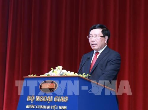 Vietnam, Middle East-African nations boost relations hinh anh 1