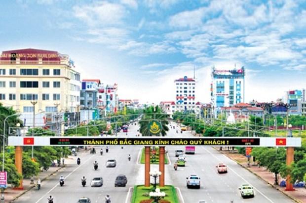 Bac Giang master plan towards 2050 ratified hinh anh 1