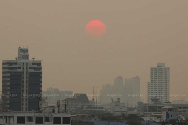 Thailand to ban personal car use to reduce air pollution hinh anh 1