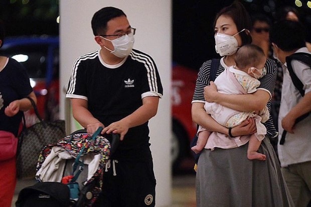 Singapore confirms first case of coronavirus infection hinh anh 1