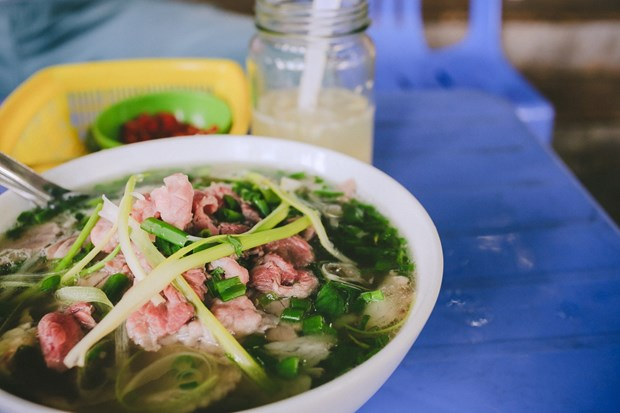 Pho, not just a food hinh anh 1