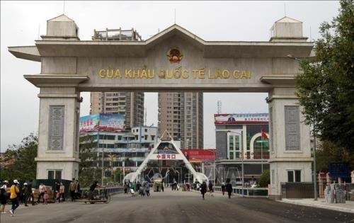 Northern border province suspends tourists' entry, exit through int'l border gate hinh anh 1