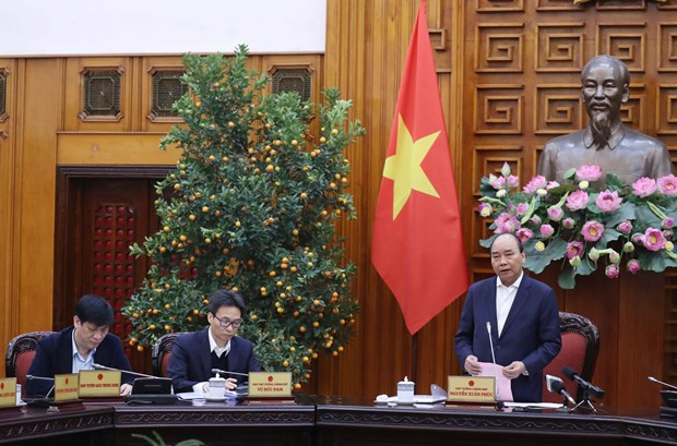 Fighting nCoV like fighting enemy: PM hinh anh 1