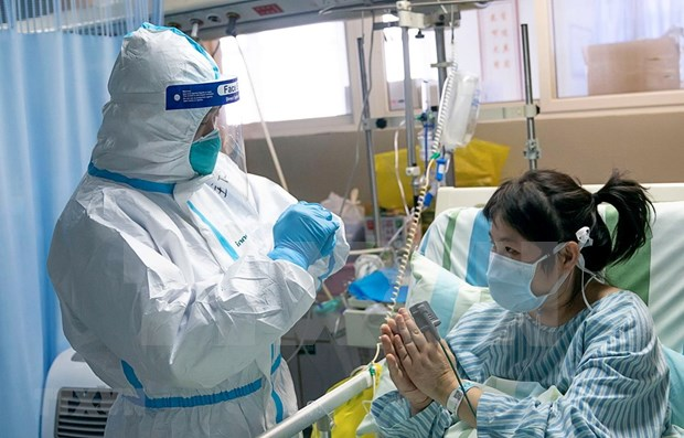 Sympathies extended to China over acute respiratory illness hinh anh 1