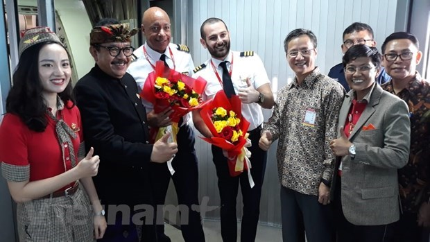 Budget carrier Vietjet launches direct Hanoi – Bali route hinh anh 1