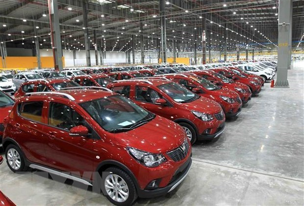 Carmaker VinFast to roll out new automobile models this year hinh anh 1
