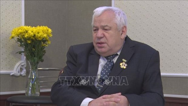 Russian veterans highly value Vietnam-Russia ties hinh anh 1