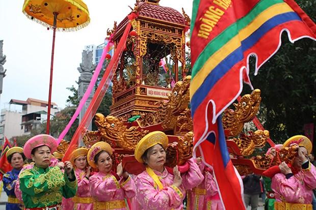 Ngoc Hoi-Dong Da victory celebrated hinh anh 1