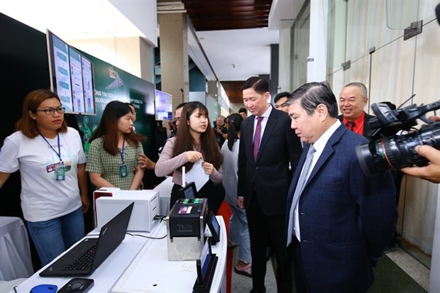 HCM City to foster ICT development hinh anh 1