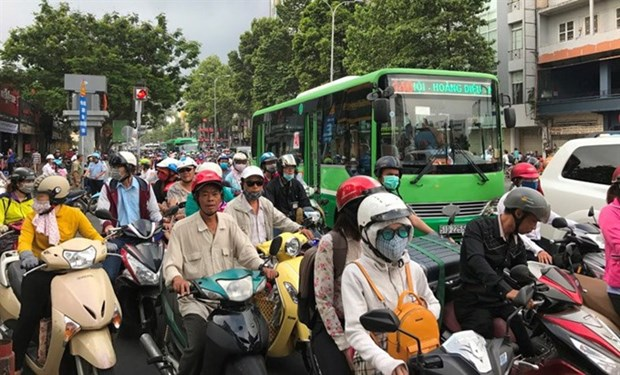 Traffic accidents kill 133, injure 174 during Tet hinh anh 1