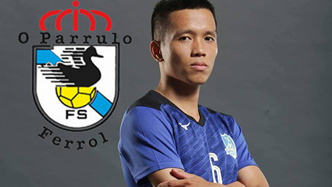 Vietnamese footballer to play for Spanish futsal club hinh anh 1