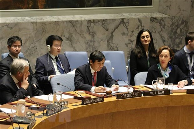 ASEAN-UN cooperation discussed at UNSC meeting hinh anh 1