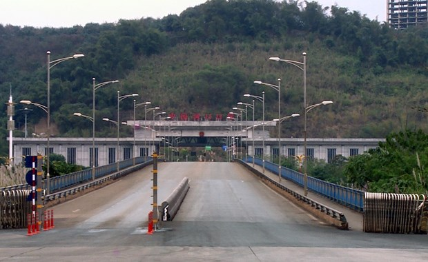Northern border province suspends entry, exit at auxiliary gates hinh anh 1