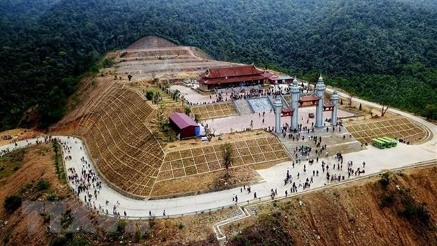 Culture-tourism week underway in Bac Giang province hinh anh 1