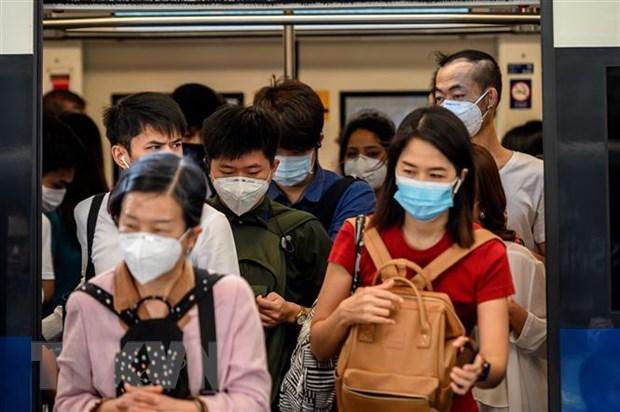 Thailand sees first human-to-human coronavirus transmission hinh anh 1