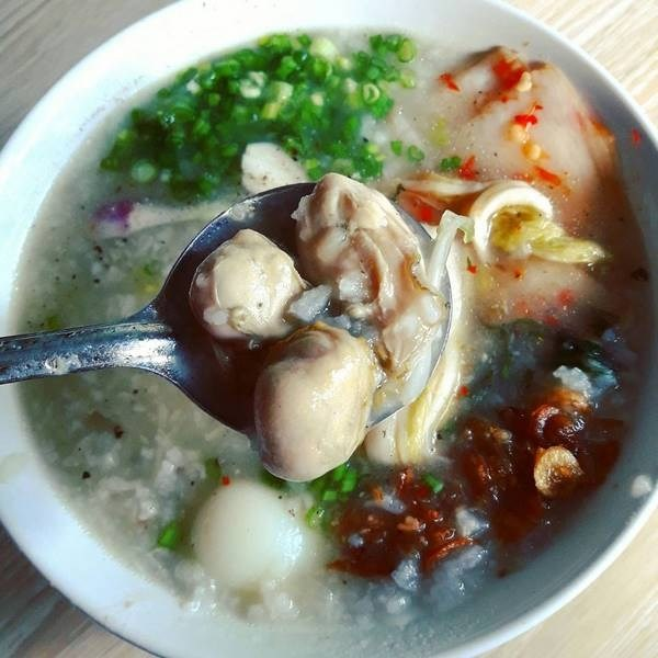 'Chao hau', an unforgettable dish from Quang Binh hinh anh 1