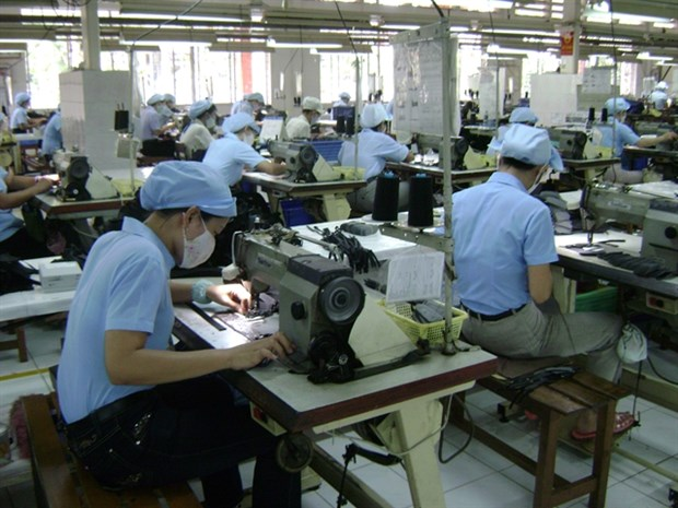 National index of industrial production down in January hinh anh 1