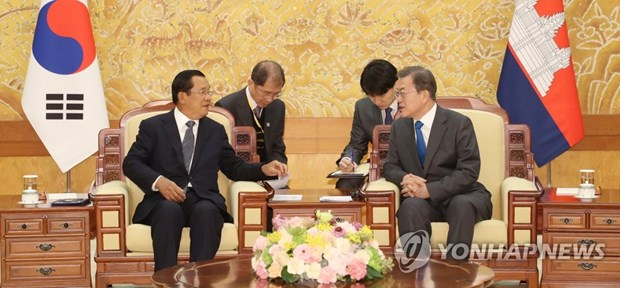 Cambodia expects to draw more investment from RoK hinh anh 1