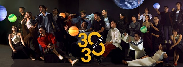 """Forbes Vietnam announces """"30 Under 30"""" list hinh anh 1"""