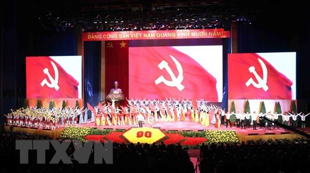 More congratulations on Party's 90th founding anniversary hinh anh 1