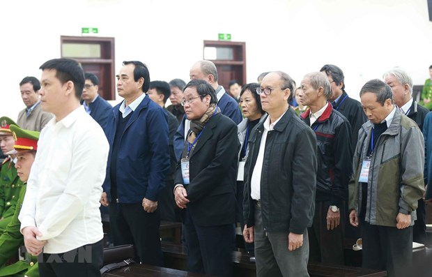 Da Nang's former officials file appeals in land-related case hinh anh 1