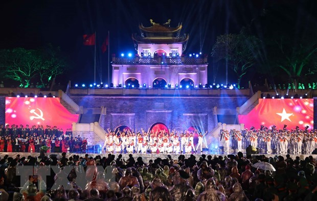 TV programme marks Party's 90th founding anniversary hinh anh 1