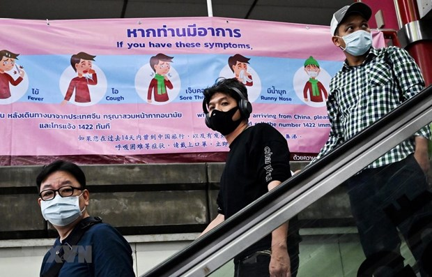 Thailand confirms six new nCoV infection cases hinh anh 1