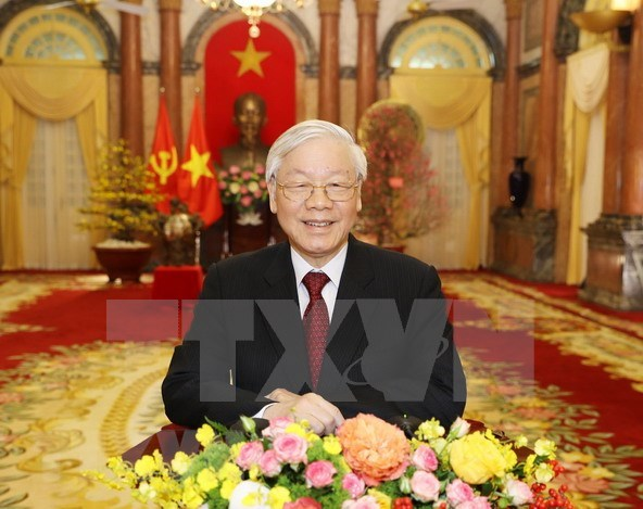 Vietnam, Poland exchange congratulations on diplomatic ties hinh anh 1
