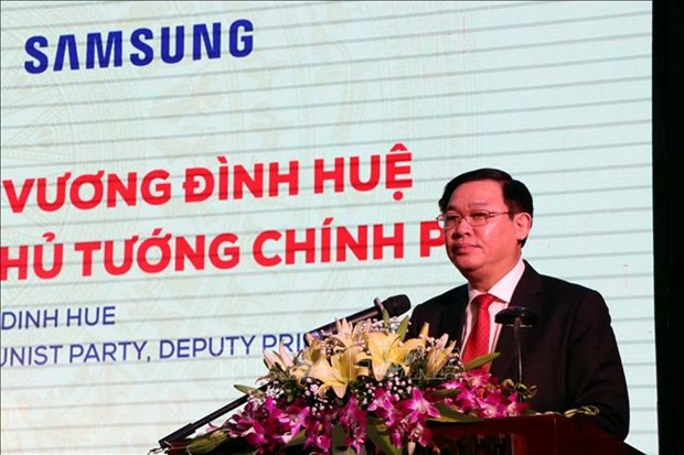 Vietnam keen to develop supporting industries: Deputy PM hinh anh 1