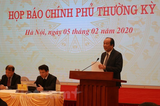 Minister: two growth scenarios amid coronavirus outbreak hinh anh 1