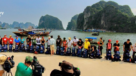 Colombian reality show to film in 22 Vietnamese locations hinh anh 1
