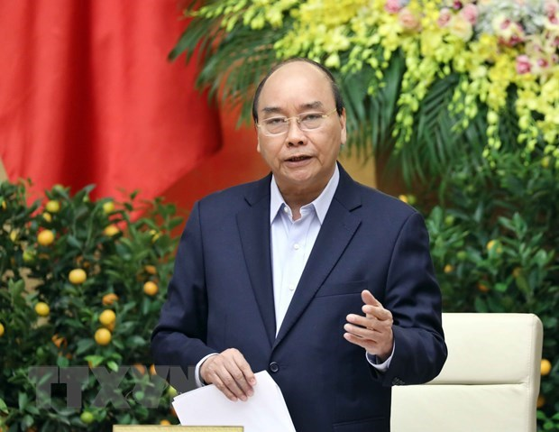 PM requests mitigating economic impact from coronavirus outbreak hinh anh 1