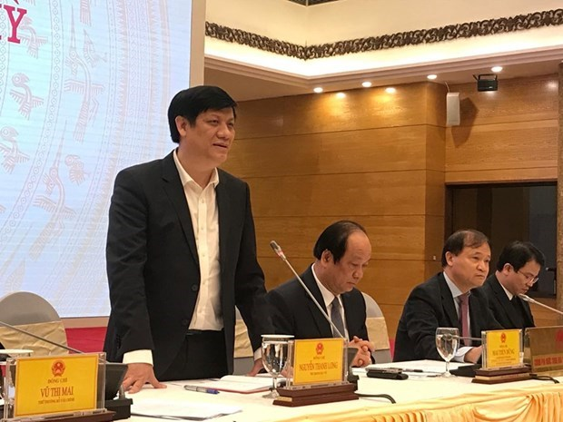 Vietnam doing its best to combat coronavirus: health official hinh anh 1