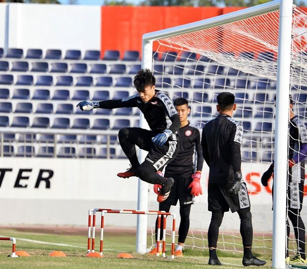nCoV forces match venue change for two Vietnamese clubs at AFC Cup hinh anh 1