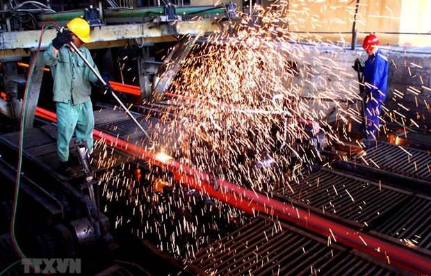 Hoa Phat posts 11.3-pct rise in construction steel export volume hinh anh 1