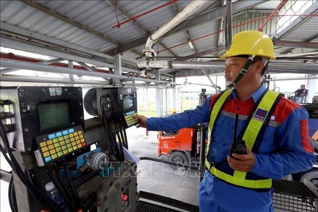 PetroVietnam exceeds January target hinh anh 1