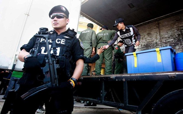 Thailand: six arrested for spreading fake coronavirus news hinh anh 1