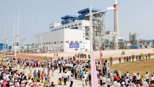 Cambodian approves two new coal-fired power projects hinh anh 1