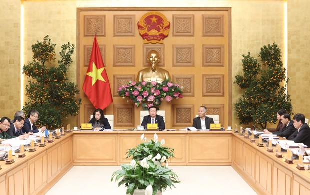 Deputy PM requests continued trade amid nCoV fight hinh anh 1