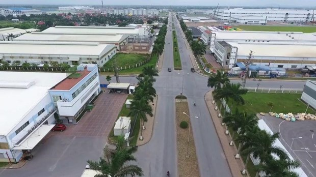 Hai Phong city to set up new industrial zones hinh anh 1