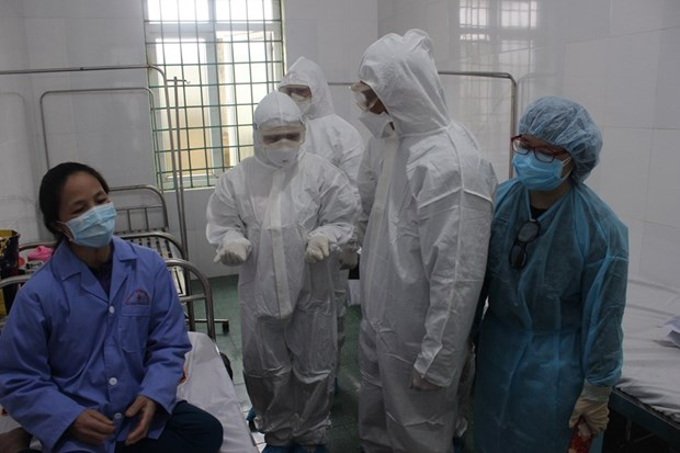 Vietnam records 13th nCoV infection case hinh anh 1