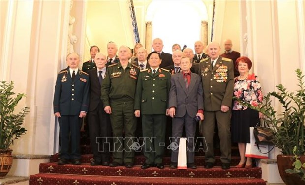 Vietnam remembers assistance of Russian war veterans: Minister hinh anh 1