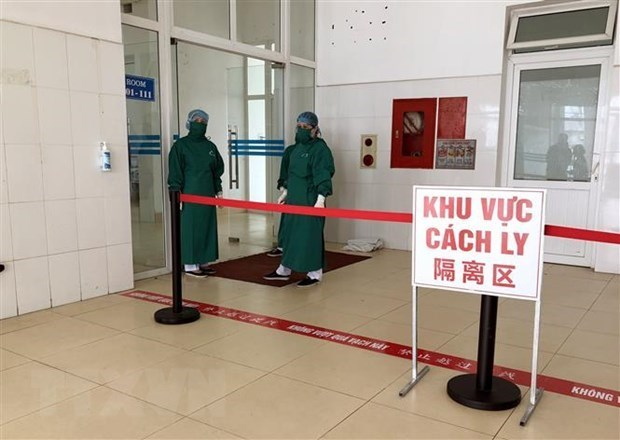 Vietnam confirms 14th nCoV infection case hinh anh 1